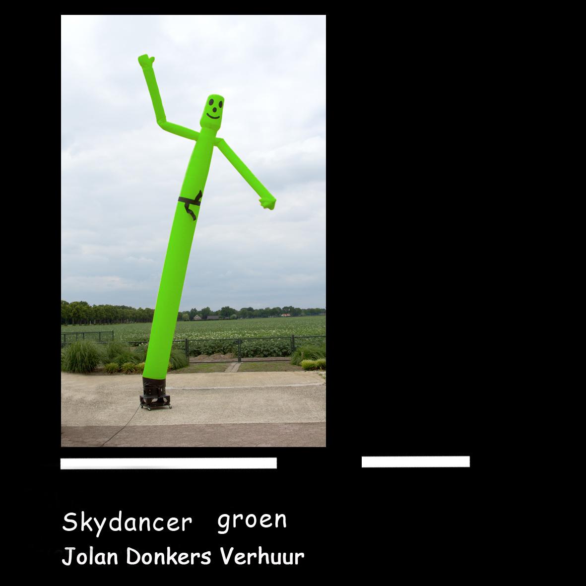 skytube groen 1