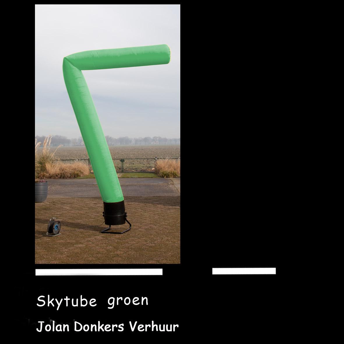 skytube groen